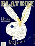 Playboy Magazine (1953-Present HMH Publishing) Vol. 34 #1