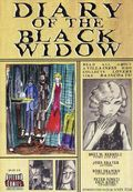 Diary of the Black Widow TPB (2007 Alterna Comics) 1-1ST