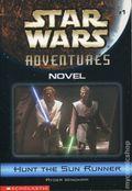 Star Wars Adventures SC (2002 A Scholastic Novel) 1-1ST