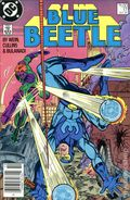 Blue Beetle (1986 DC 1st Series) Canadian Price Variant 17