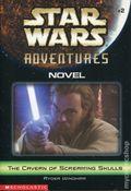 Star Wars Adventures SC (2002 A Scholastic Novel) 2-REP