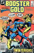 Booster Gold (1986 DC 1st Series) Canadian Price Variant 23