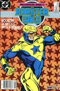 Booster Gold (1986 DC 1st Series) Canadian Price Variant 25