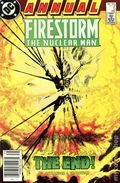 Firestorm (1982 2nd Series) Annual Canadian Price Variant 5