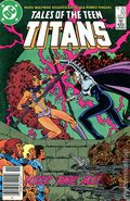 New Teen Titans (1980) (Tales of ...) Canadian Price Variant 83