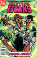 New Teen Titans (1980) (Tales of ...) Canadian Price Variant 86
