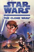 Star Wars The Clone Wars SC (2008 Penguin Group) 1-1ST