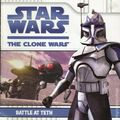Star Wars The Clone Wars Battle of Teth SC (2008 Penguin Group) 1-1ST