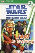 Star Wars The Clone Wars Jedi in Training TPB (2009 DK Publishing) 1-1ST