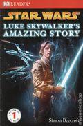 Star Wars Luke Skywalker's Amazing Story TPB (2009 DK Publishing) 1-REP