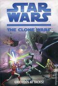 Star Wars The Clone Wars Grievous Attacks SC (2009 Lucas Books) 1-1ST