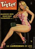Titter America's Merriest Magazine (1943-1955 Roy Harmon) Vol. 6 #1