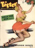Titter America's Merriest Magazine (1943-1955 Roy Harmon) Vol. 6 #2