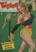Titter America's Merriest Magazine (1943-1955 Roy Harmon) Vol. 7 #3