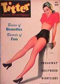 Titter America's Merriest Magazine (1943-1955 Roy Harmon) Vol. 10 #1