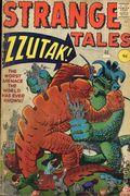 Strange Tales (1951-1976) UK Edition 88UK