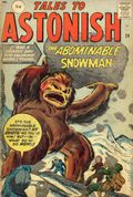 Tales to Astonish (1959-1968) UK Edition 24UK