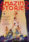 Amazing Stories (1926-Present Experimenter) Pulp Vol. 9 #4