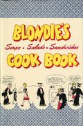 Blondie's Cook Book HC (1947 Bell Publishing Company) Soups Salads Sandwiches 1-REP