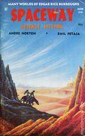 Spaceway Science Fiction (1953-1970 Fantasy Publishing Co.) Pulp Vol. 5 #1