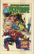 Spider-Man Drakes Cakes Mini Comics Series 1 (1993) SET#1
