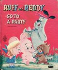 Ruff And Reddy Go To A Party HC (1958 Whitman) 1-1ST