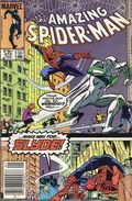 Amazing Spider-Man (1963 1st Series) Canadian Price Variant 272