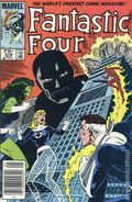 Fantastic Four (1961 1st Series) Canadian Price Variant 278