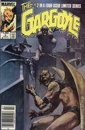 Gargoyle (1985 Marvel) Canadian Price Variant 2