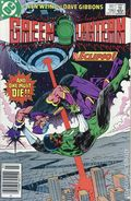 Green Lantern (1960-1988 1st Series DC) Canadian Edition 186