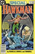 Hawkman (1986) Special Canadian Price Variant 1