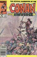 Official Handbook of the Conan Universe (1986 Marvel) 1CAN