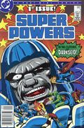 Super Powers (1985 2nd Series) Canadian Price Variant 1