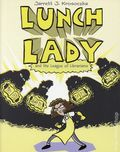 Lunch Lady GN (2009-2014 Knopf) 2-REP