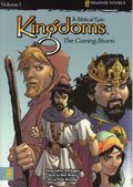 Kingdoms GN (2007-2009 Zondervan) 1-REP