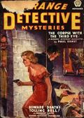 Strange Detective Mysteries (1937-1943 Popular Publications) Pulp Vol. 1 #2