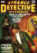 Strange Detective Mysteries (1937-1943 Popular Publications) Pulp Vol. 2 #4