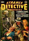 Strange Detective Mysteries (1937-1943 Popular Publications) Pulp Vol. 3 #3