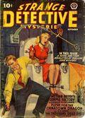Strange Detective Mysteries (1937-1943 Popular Publications) Pulp Vol. 5 #3