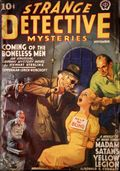 Strange Detective Mysteries (1937-1943 Popular Publications) Pulp Vol. 5 #4