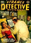 Strange Detective Mysteries (1937-1943 Popular Publications) Pulp Vol. 6 #1