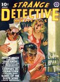 Strange Detective Mysteries (1937-1943 Popular Publications) Pulp Vol. 6 #2