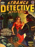 Strange Detective Mysteries (1937-1943 Popular Publications) Pulp Vol. 7 #1
