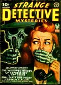 Strange Detective Mysteries (1937-1943 Popular Publications) Pulp Vol. 8 #2
