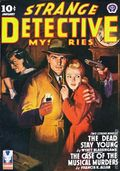 Strange Detective Mysteries (1937-1943 Popular Publications) Pulp Vol. 8 #3