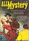 All Mystery (1950 Dell) 1