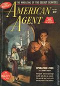 American Agent (1957 Republic Features Syndicate) Vol. 1 #1