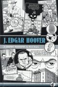 J. Edgar Hoover A Graphic Biography HC (2008) 1-1ST
