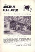 Arkham Collector (1967-1971 Arkham House) 6
