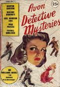 Avon Detective Mysteries (1947 Avon Book Company) 1